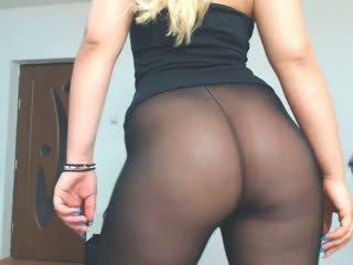 blondes, big butts, päraku-