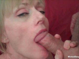 Loving the Sexy Amateur GILF, Free Wicked Sexy Melanie HD Porn