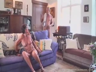 blow job, granny, blowjob