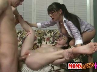 více skupinový sex, nový big cock skutečný, skutečný trojice