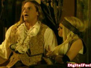 Estrela porno abbey brooks em anal fantasias orgia