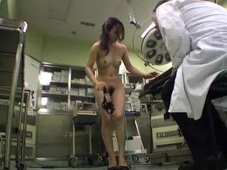 Businesslady used av doktorn