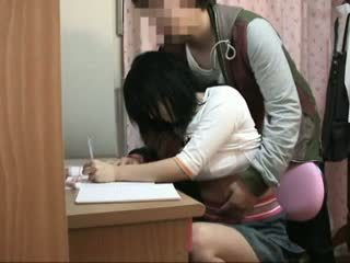 Spycam nastolatka macane przez schoolcoach
