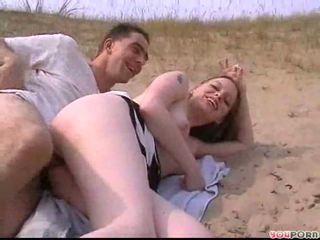 Amateurs couple comme plage baise vidéo