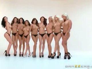 Връх brazzers порно звезди прецака в живея шоу