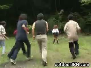 ताजा जापानी अच्छा, विभिन्न जातियों में स्थित, अधिकांश सार्वजनिक ऑनलाइन