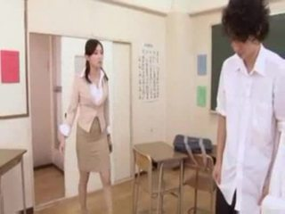 Caldi giapponese insegnante