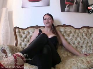 high heels, big natural tits, hd porn