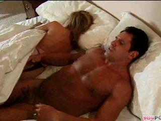 Romantic actie in bed