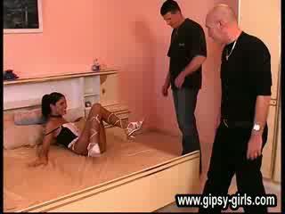 Na zewnątrz doors nowoczesny amatorskie gipsy dziewczyny gipsy-28