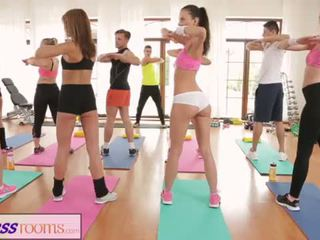 female friendly, fitness, couples