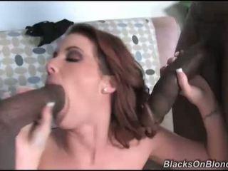 big cock, interracial