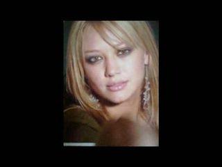 Hilary Duff cum