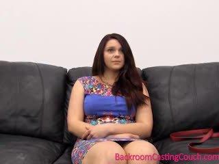 Sexuální psychology 101 - odlitek gauč lesson s painal