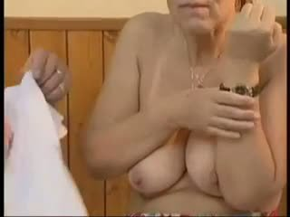 grannies, antiguo + joven, tratamientos faciales