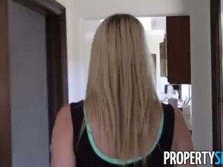 PropertySex - Super fine wife cheats on her husband with realtor