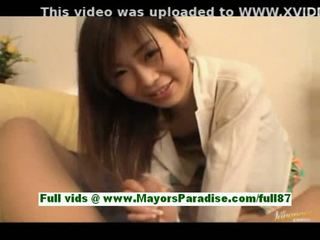 Ami hinatateen japanese chick on the couch