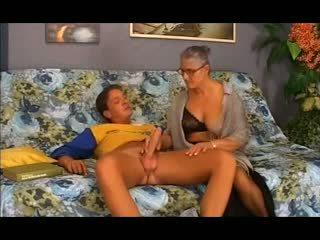 grannies, anale, hd porno