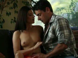 great brunette, full hardcore sex, more oral sex