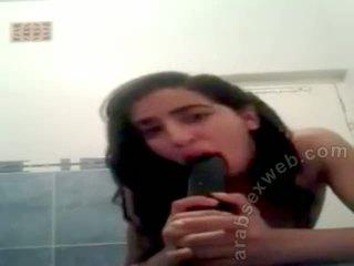 webcam, arab, sự thủ dâm