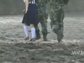 japanisch, uniform, fetisch