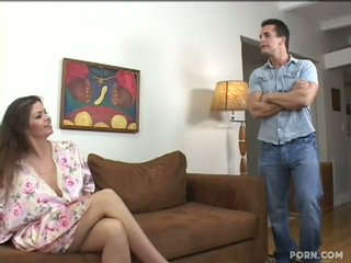 مفلس step-mom سخيف لها ابن