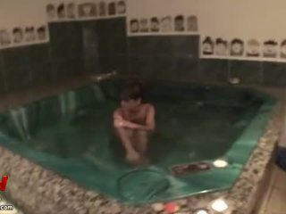 Babe asked for dirty fuck in Jacuzzi Video