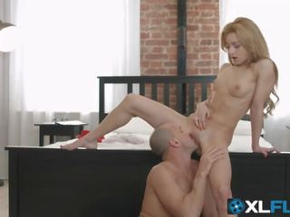 slim, cumshot, blonde