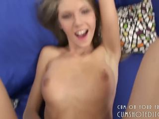 Young Russian Beauty Loves Cock And Cu...