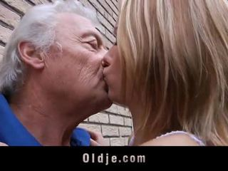 Old Man Gets Sexual Apology From Teasi...