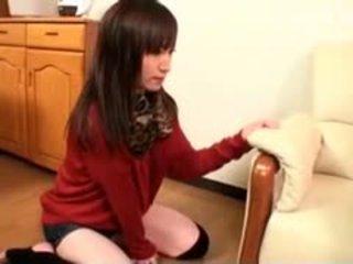 اليابانية, بالإصبع, الصغيرة الثدي