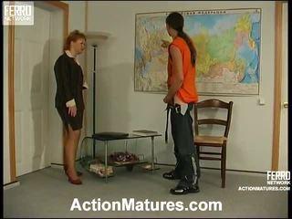 Karıştırmak arasında gilbert, christina, esther tarafından eylem kısraklar