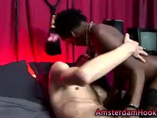 Real dutch whore fuck cumshot