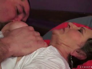 Lusty Grannies and Younger Men Compilation
