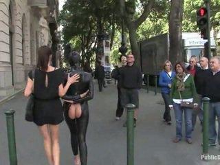 sex publik, qumësht, sex skllavërisë
