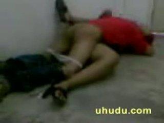 Naughty guy enjoying callgirl in hoste...
