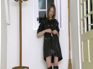 Getblowjob witch में उच्च ब्लॅक बूट्स