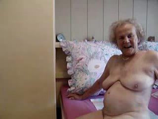old, still, granny