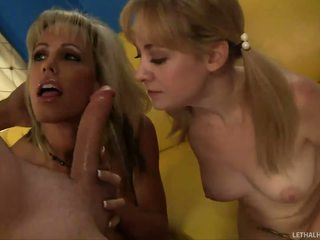 sexe hardcore, oral, bigtits