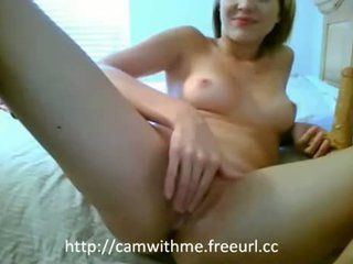 Amatuer Amateru Teen Blonde Teen Masturbating With