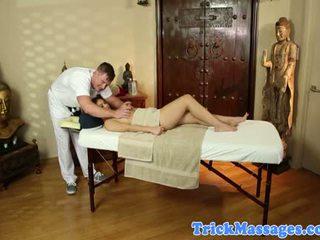 Cindy starfall голий на її масаж