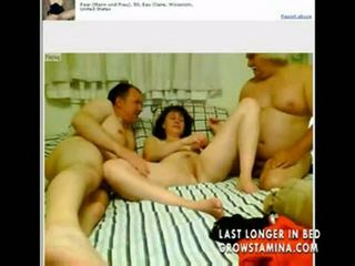 Mature granny webcam