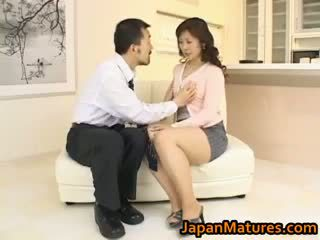 Hitomi kurosaki madura asiática chavala part3