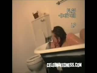 Celebrity abi titmuss sextape hardcore sex in bathtub part 6