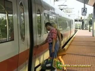 זיון ב the רכבת