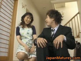 Grátis porno vídeo japonesa mulher matured caralho grande tetas