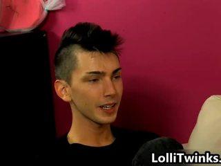 Χαριτωμένο alex todd και colby london homo