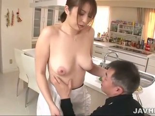 Mamalhuda japonesa does boobjob