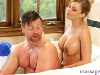 Sexy Britney Amber Slammed In Jacuzzi And Cum On Big Boobs