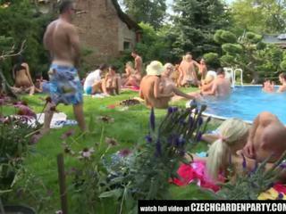 Tschechisch geöffnet luft sex party - porno video 931
